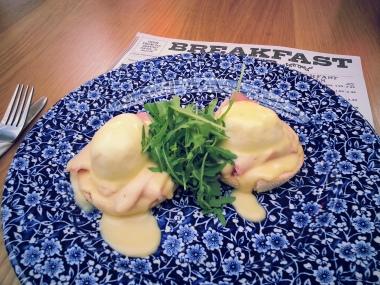 Eggs Benedict Spoons