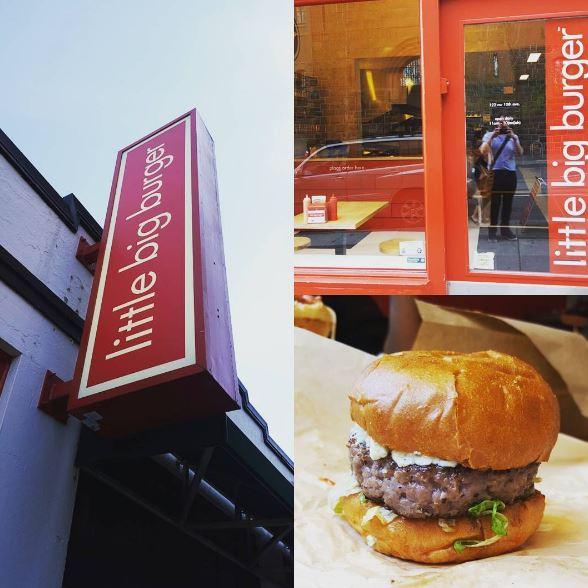 Little Big Burger, Portland