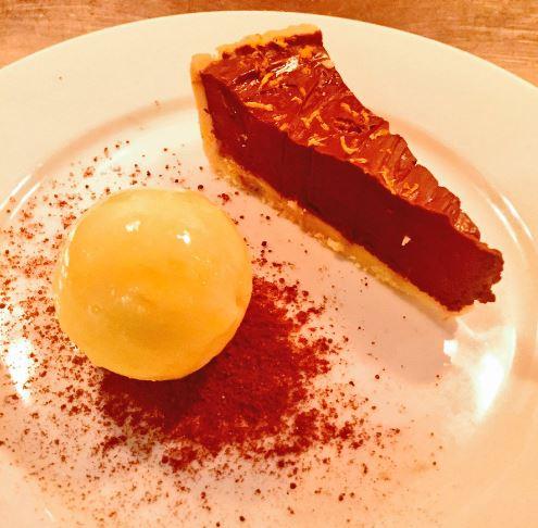 Chocolate Torte 1