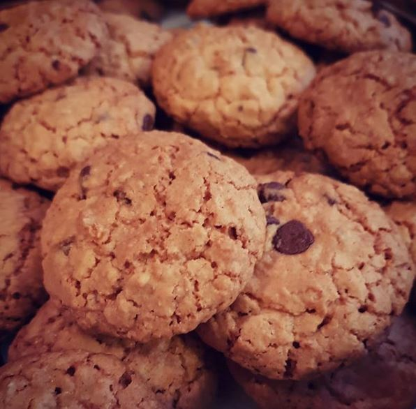 Chocolate Chip cOOKIES oATS